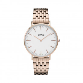 La Bohème Multi-Link, Rose Gold, White/Rose Gold