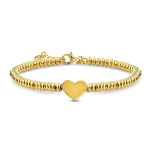 Gold plated armband 07.190.35