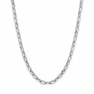 Zilver collier Barbara Link Small 121