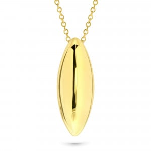 Gold plated collier 09.708