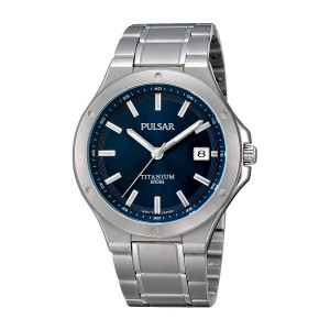 Titanium herenhorloge PS9123X1