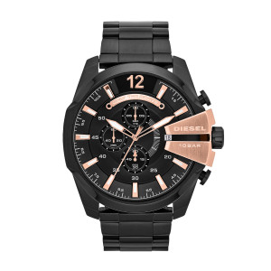 Herenhorloge Mega Chief Black DZ4309