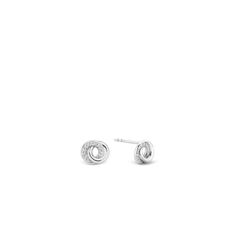 Zilveren oorknoppen 7784ZI