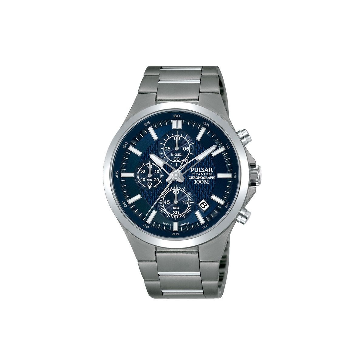 Titanium chronograaf PM3109X1