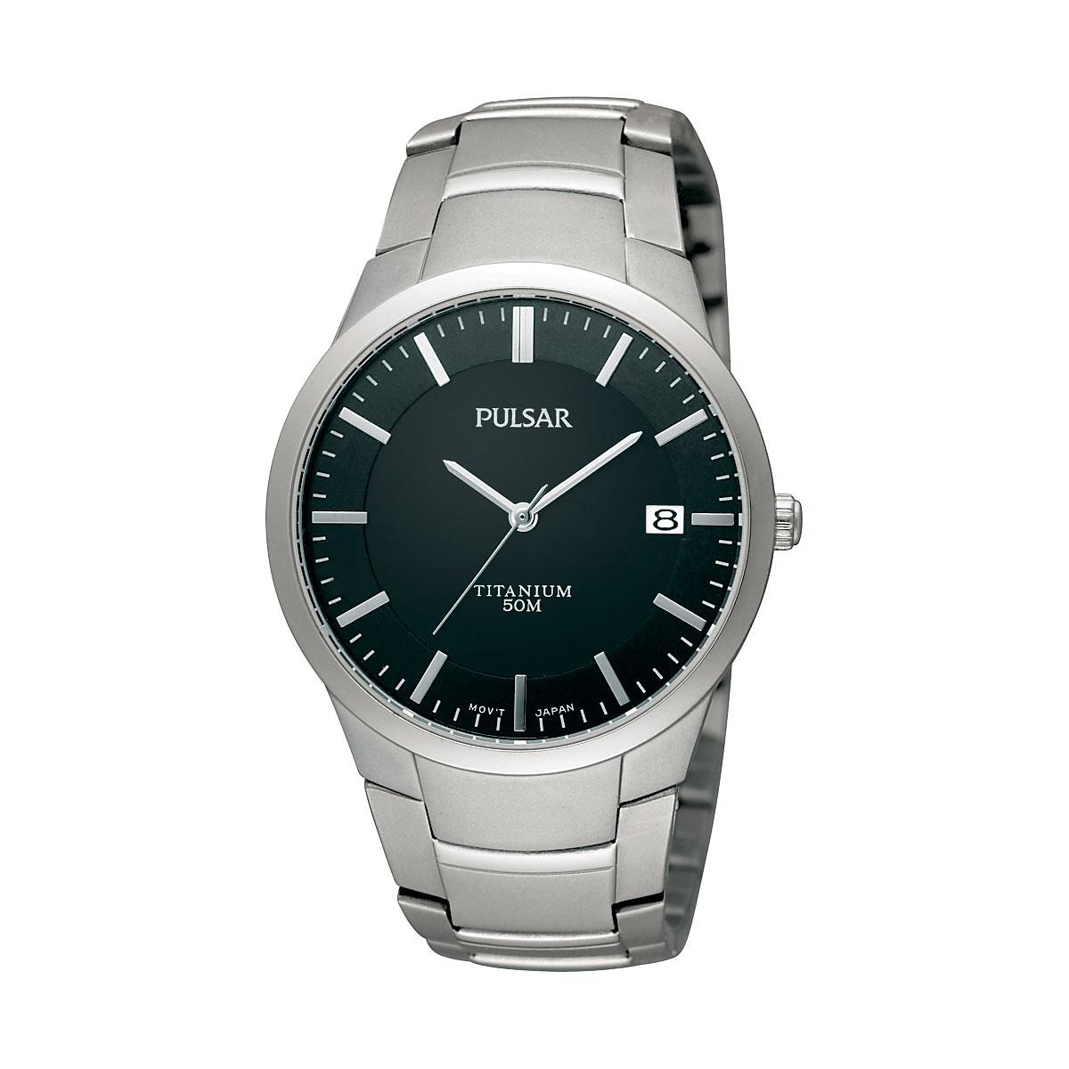 Titanium herenhorloge PS9013X1