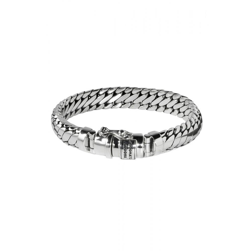 Zilveren armband Ben 070