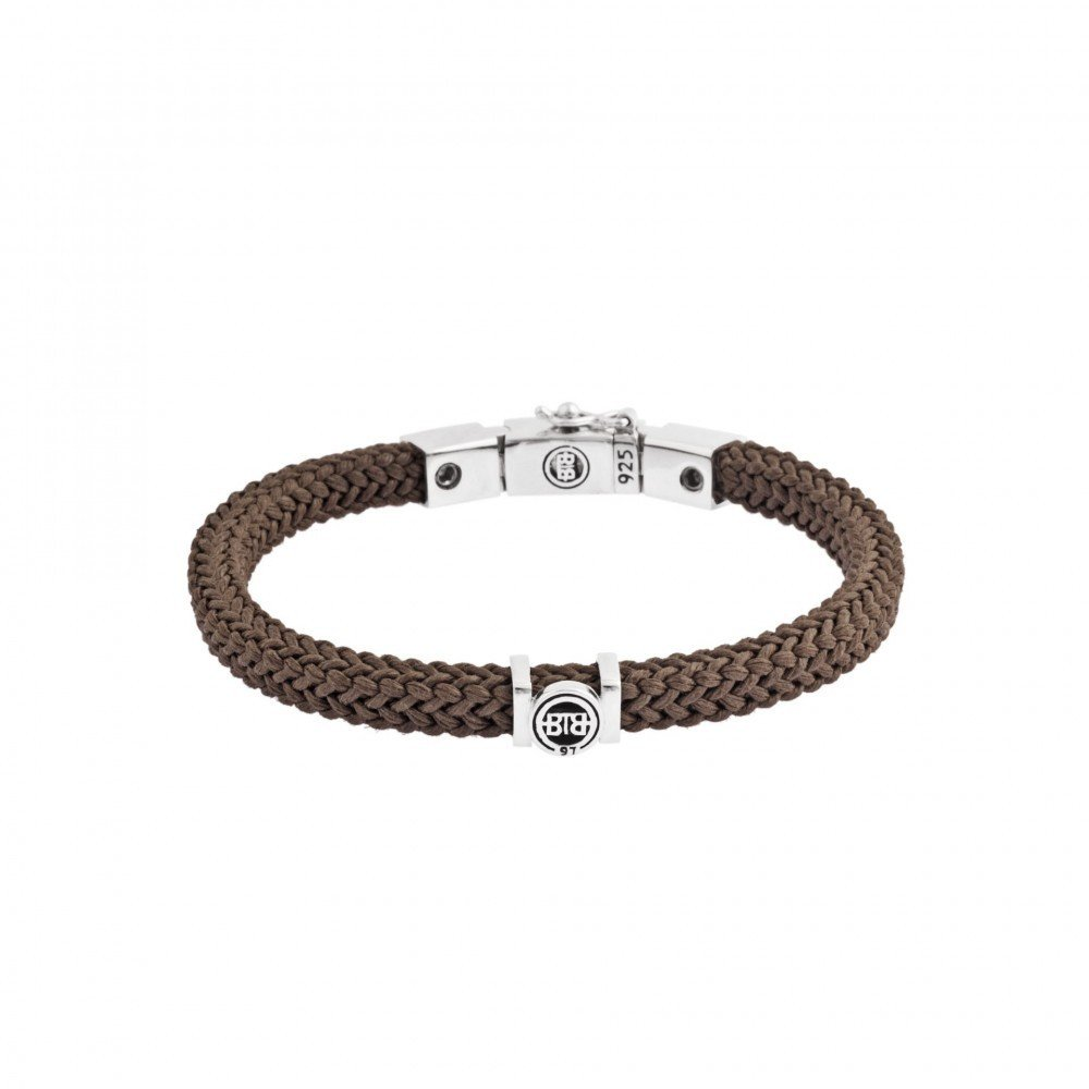 Armband Denise Cord Brown 780BR