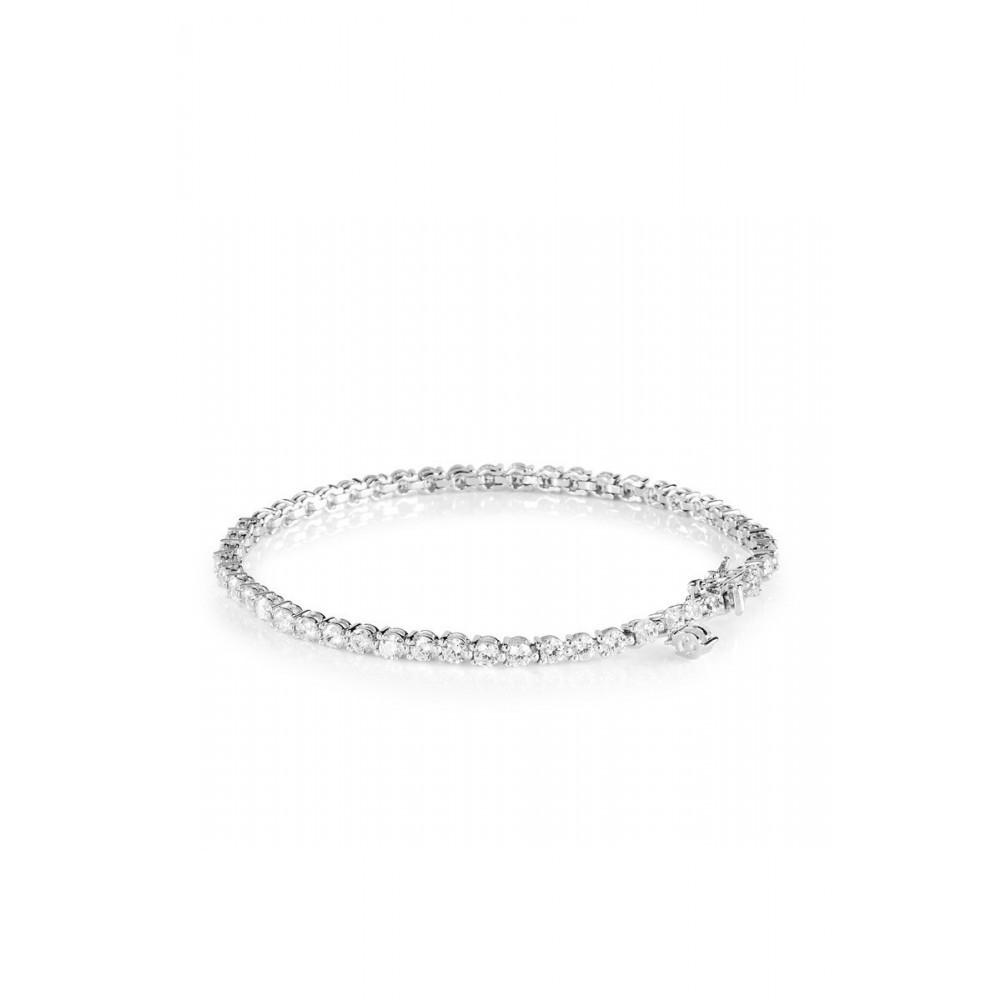 Zilveren tennisarmband 8040061