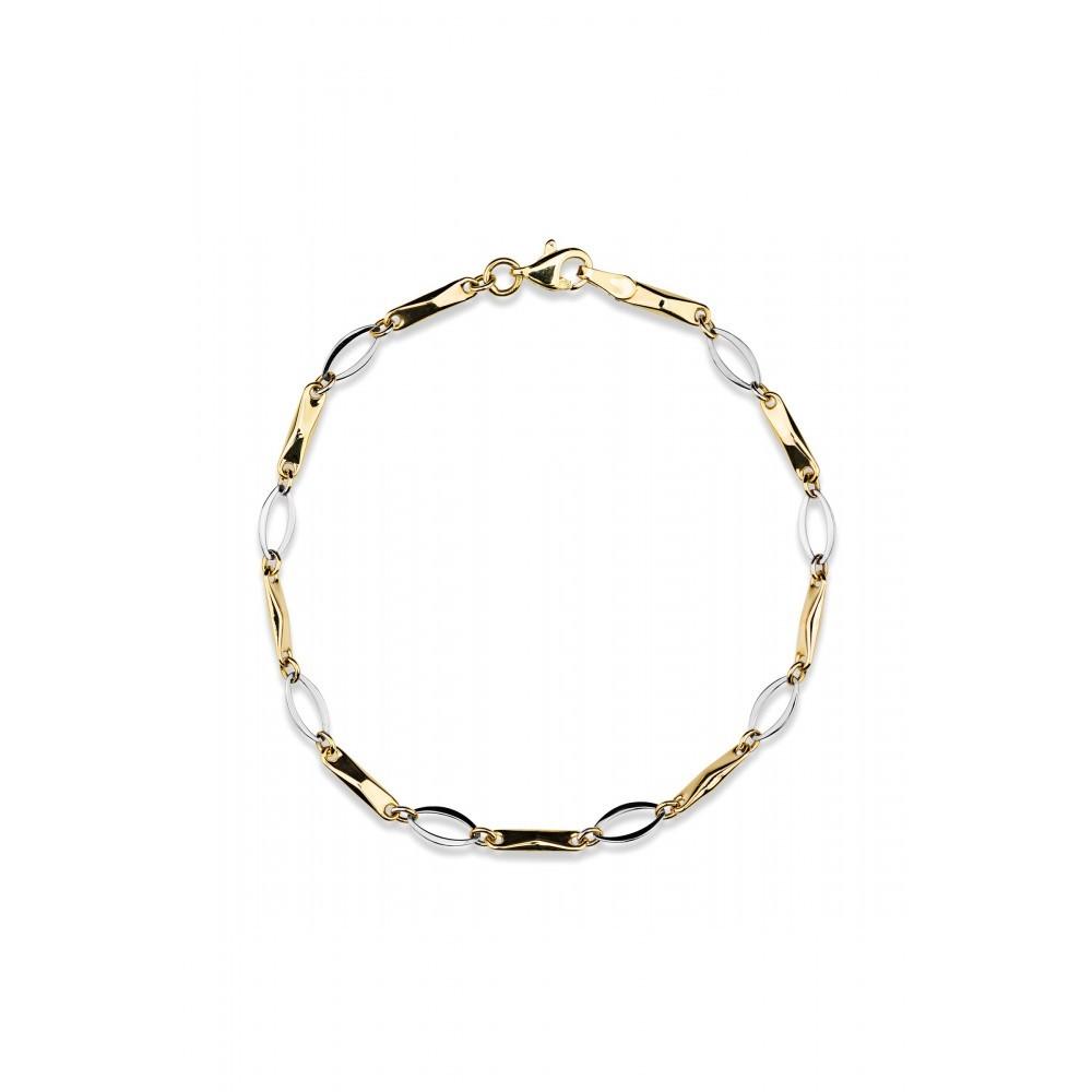 Gouden armband X3JB200954-YW