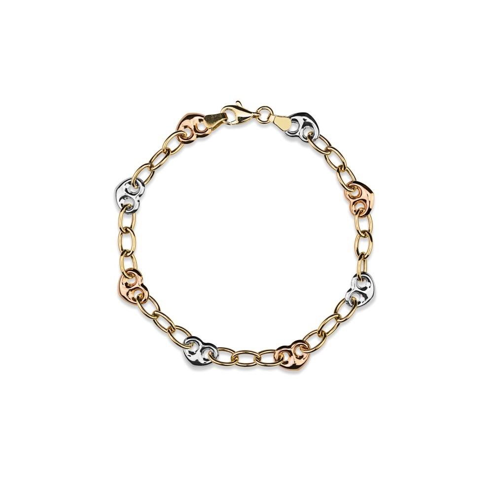 Gouden armband XXHOB204068TC