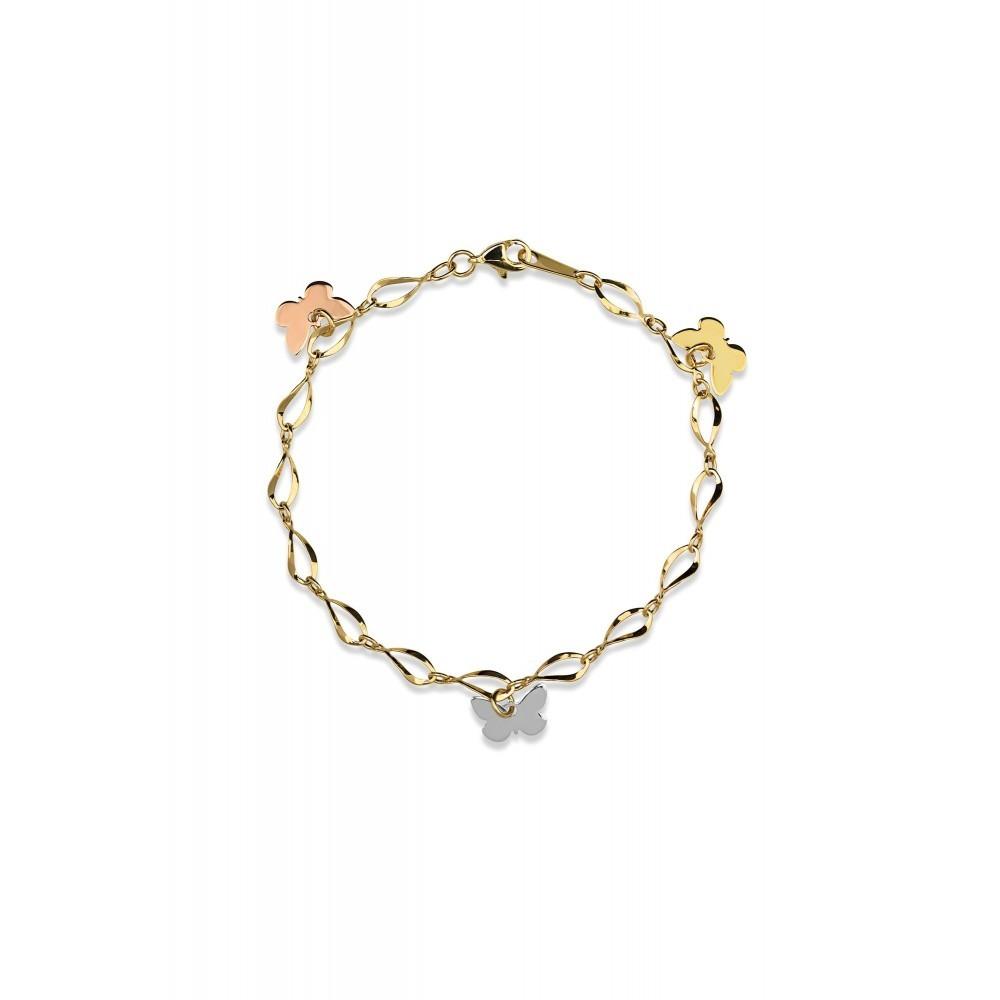 Gouden armband XXSTB208523TC