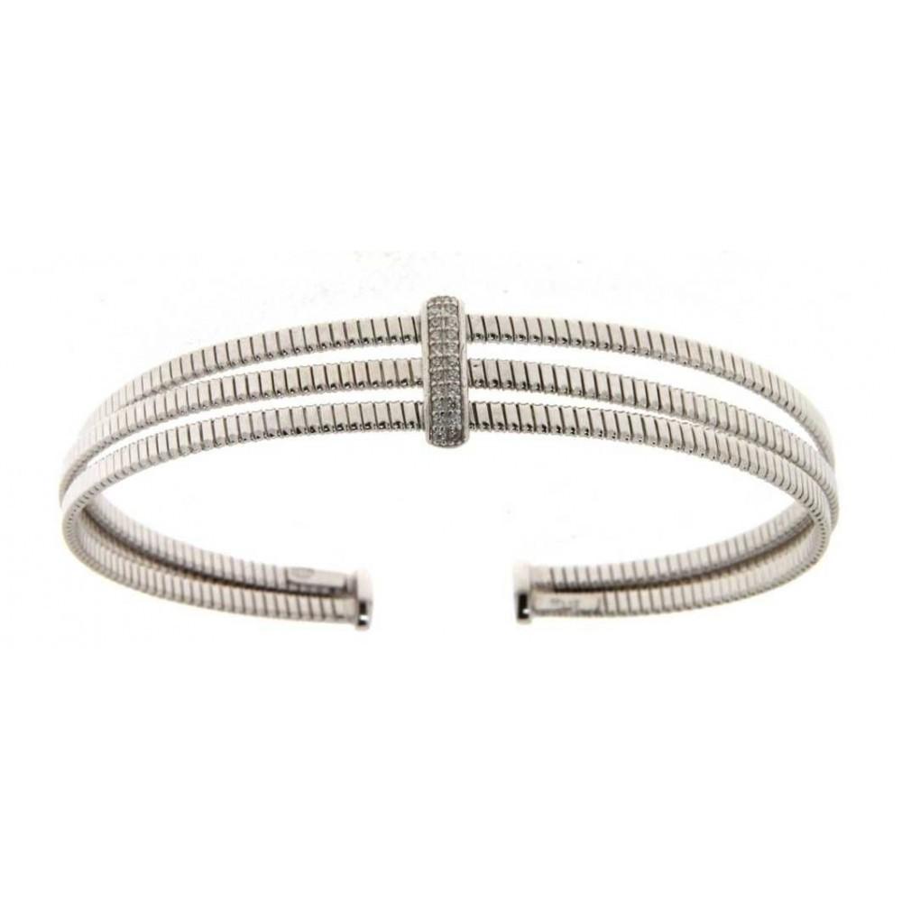 Zilveren dames armband TGP3207KR