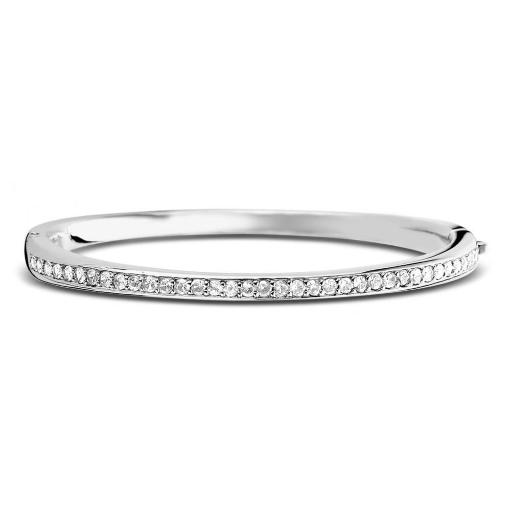 Zilveren armband met zirkonia 2298ZI