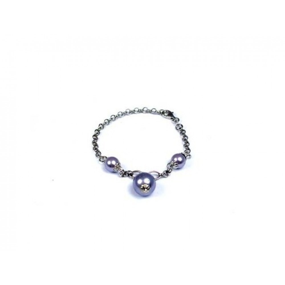 Zilveren dames fantasie armband 620323244