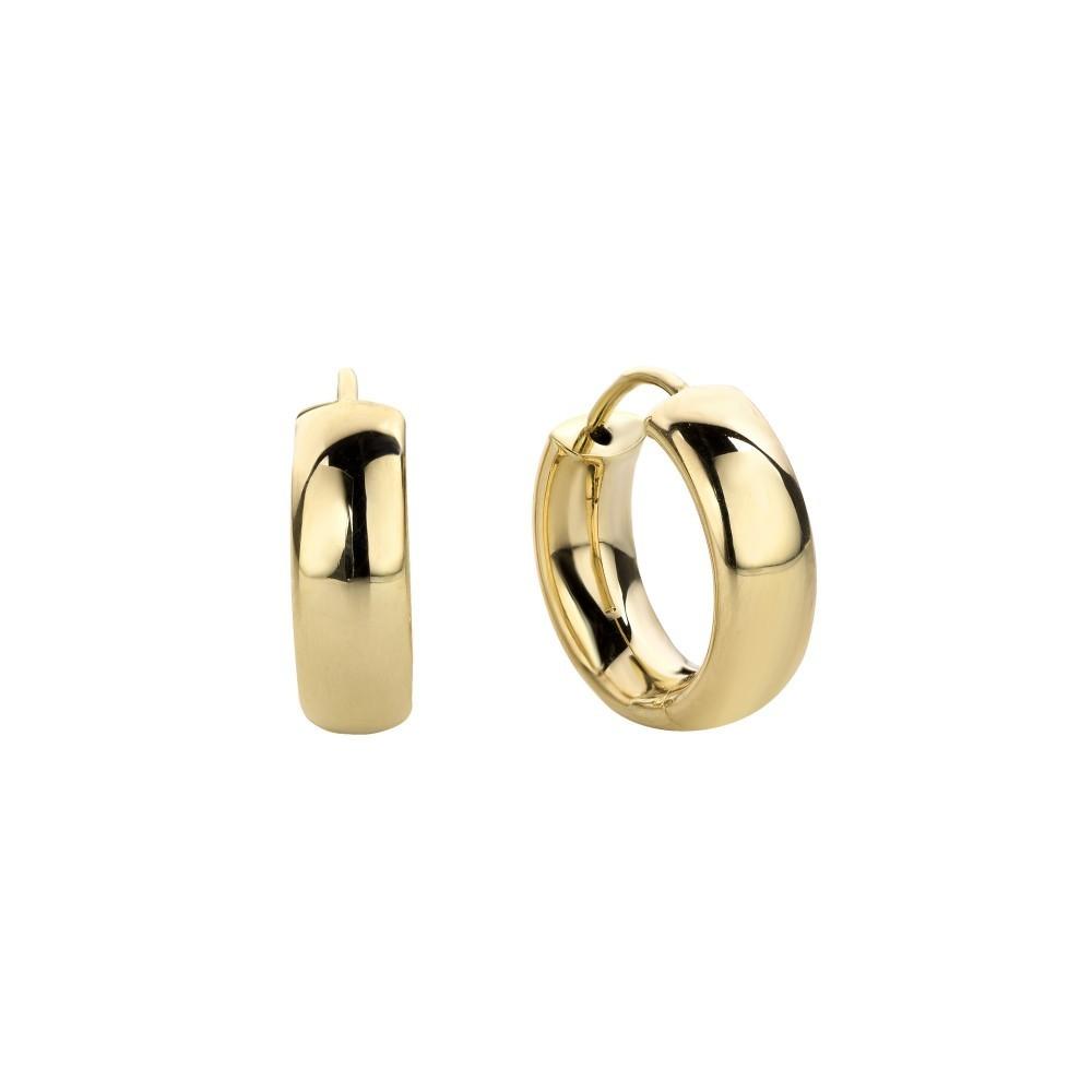 Gouden oorsieraden X4OTH0005X2.510
