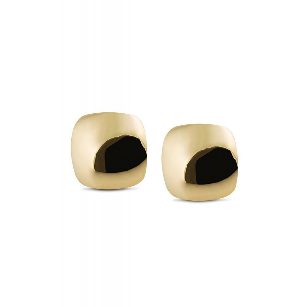 Gouden oorknoppen BT041QM1.5