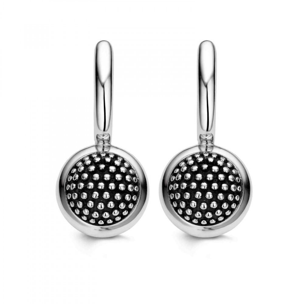 Zilveren oorhangers 7651SI