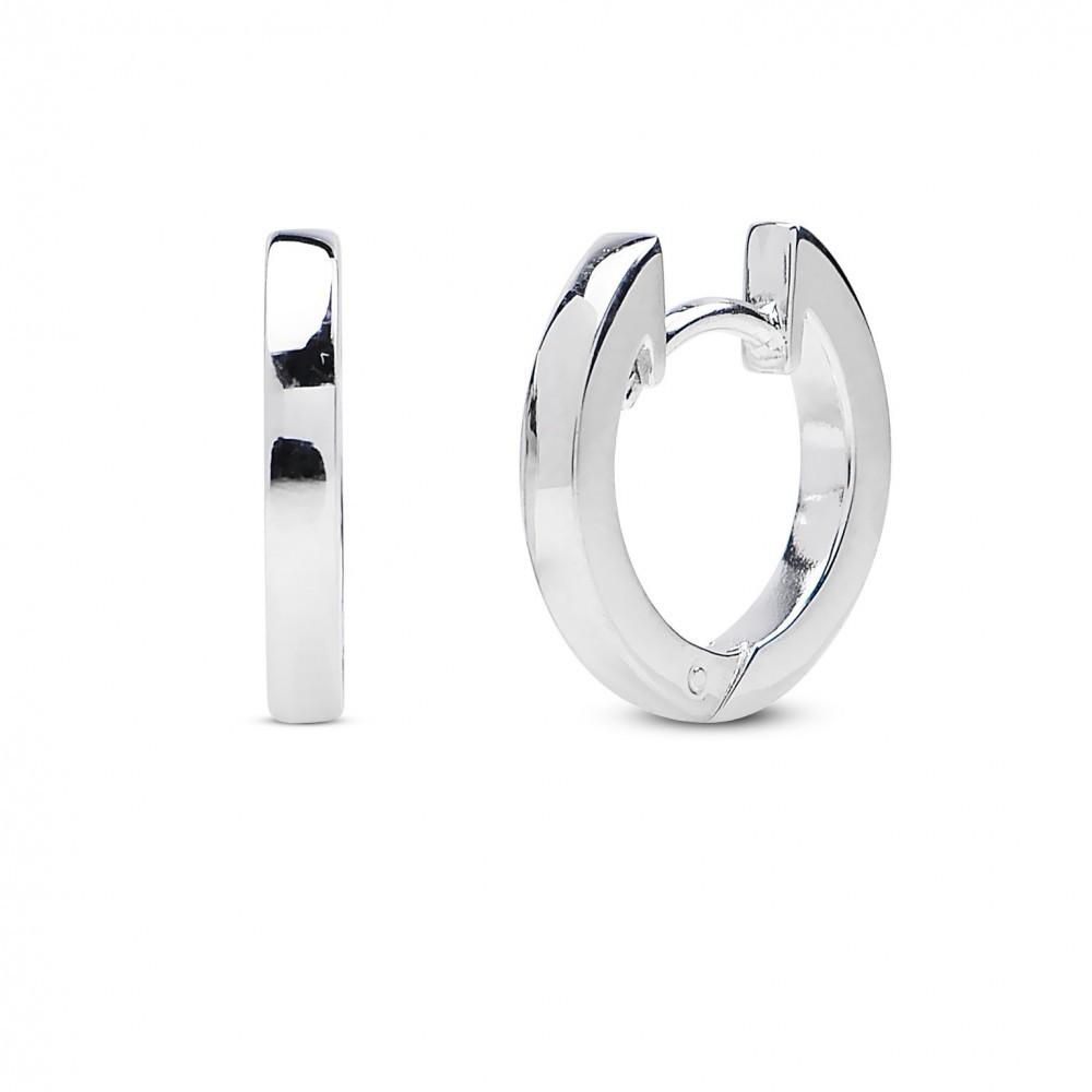 Zilveren creolen EE3069R-160