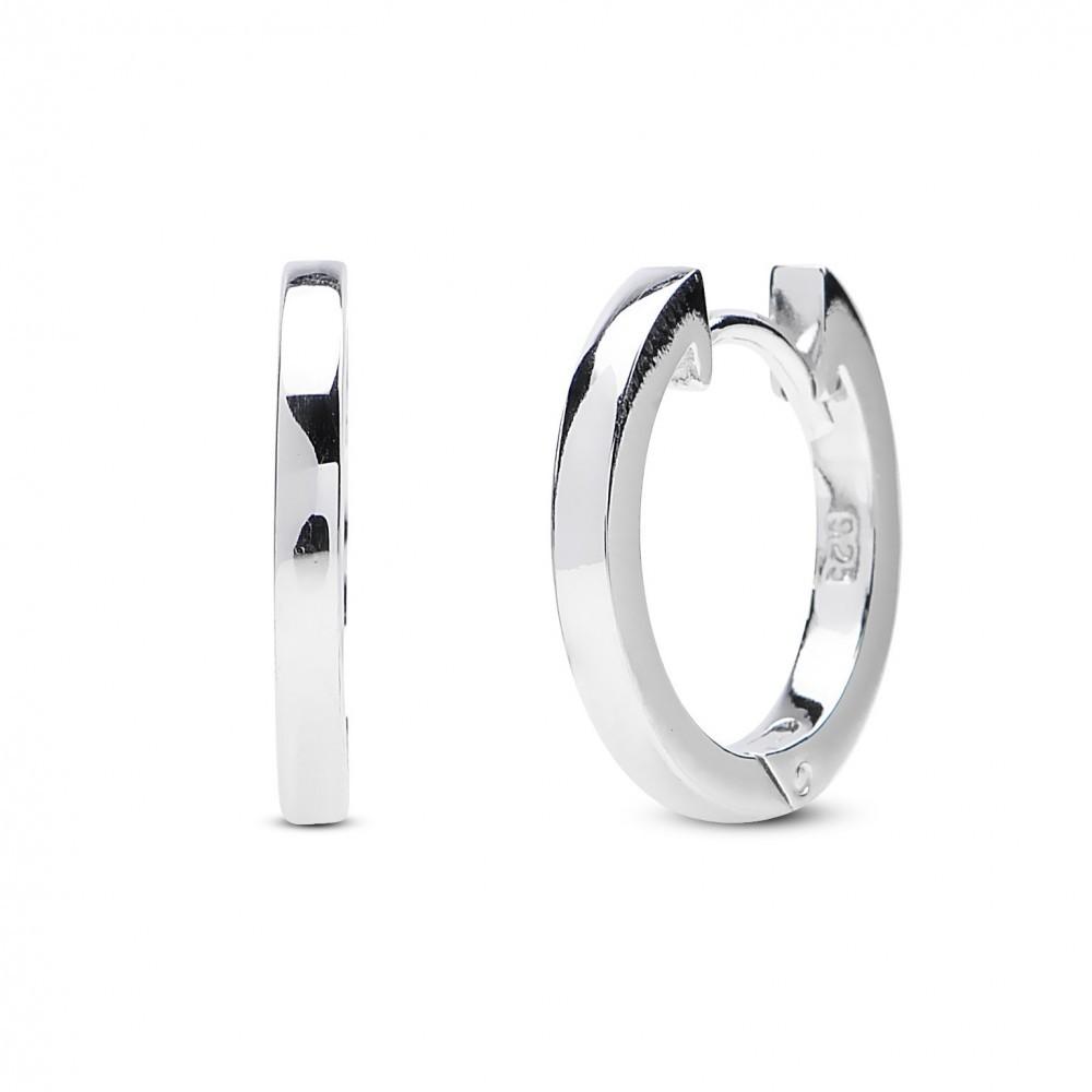 Zilveren creolen EE3070R-180