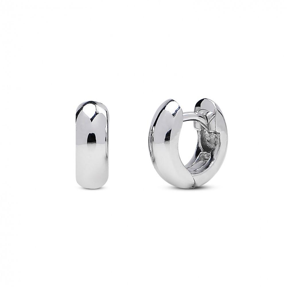 Zilveren creolen EE3079R-120
