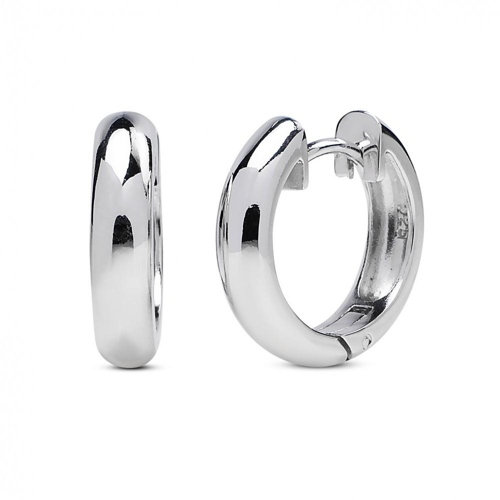 Zilveren creolen EE3082R-180