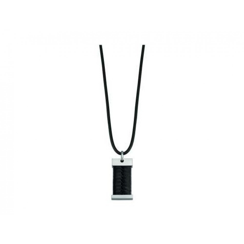 Collier Crossover Black ESNL11795A450