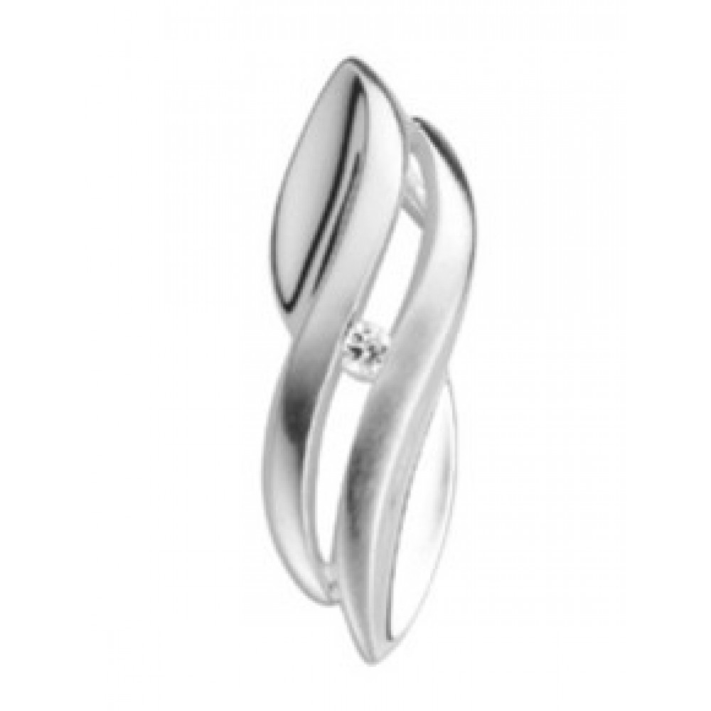 Zilveren dames fantasie hanger 613560001