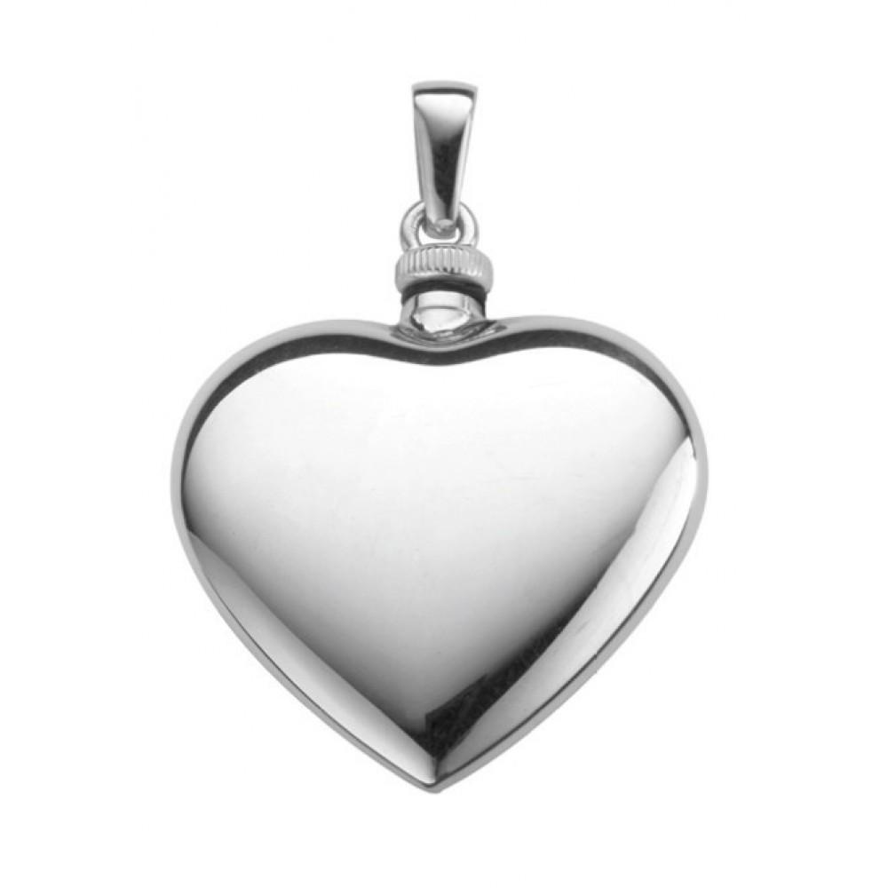 Zilveren urnhanger 30mm 614010016