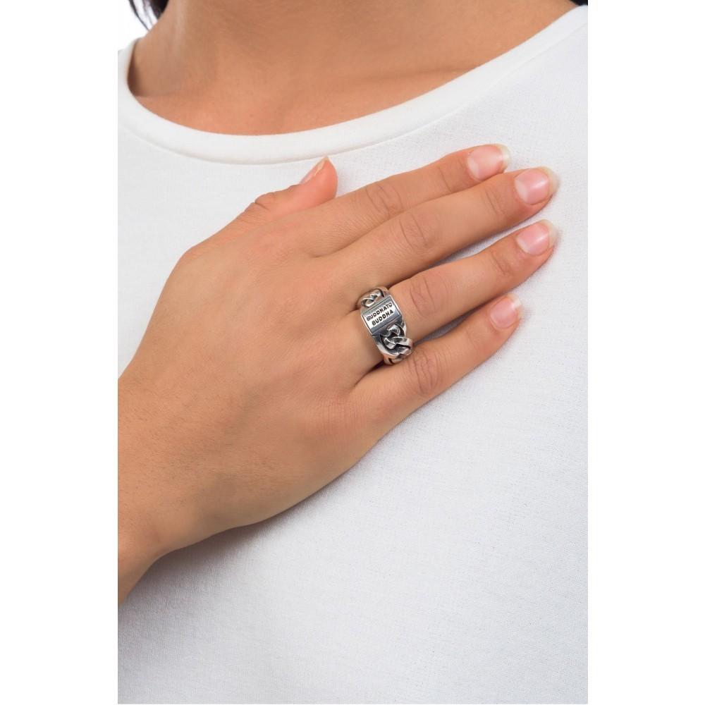 Zilveren ring Nathalie 536