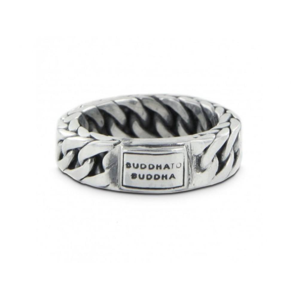 Zilveren ring Esther 543