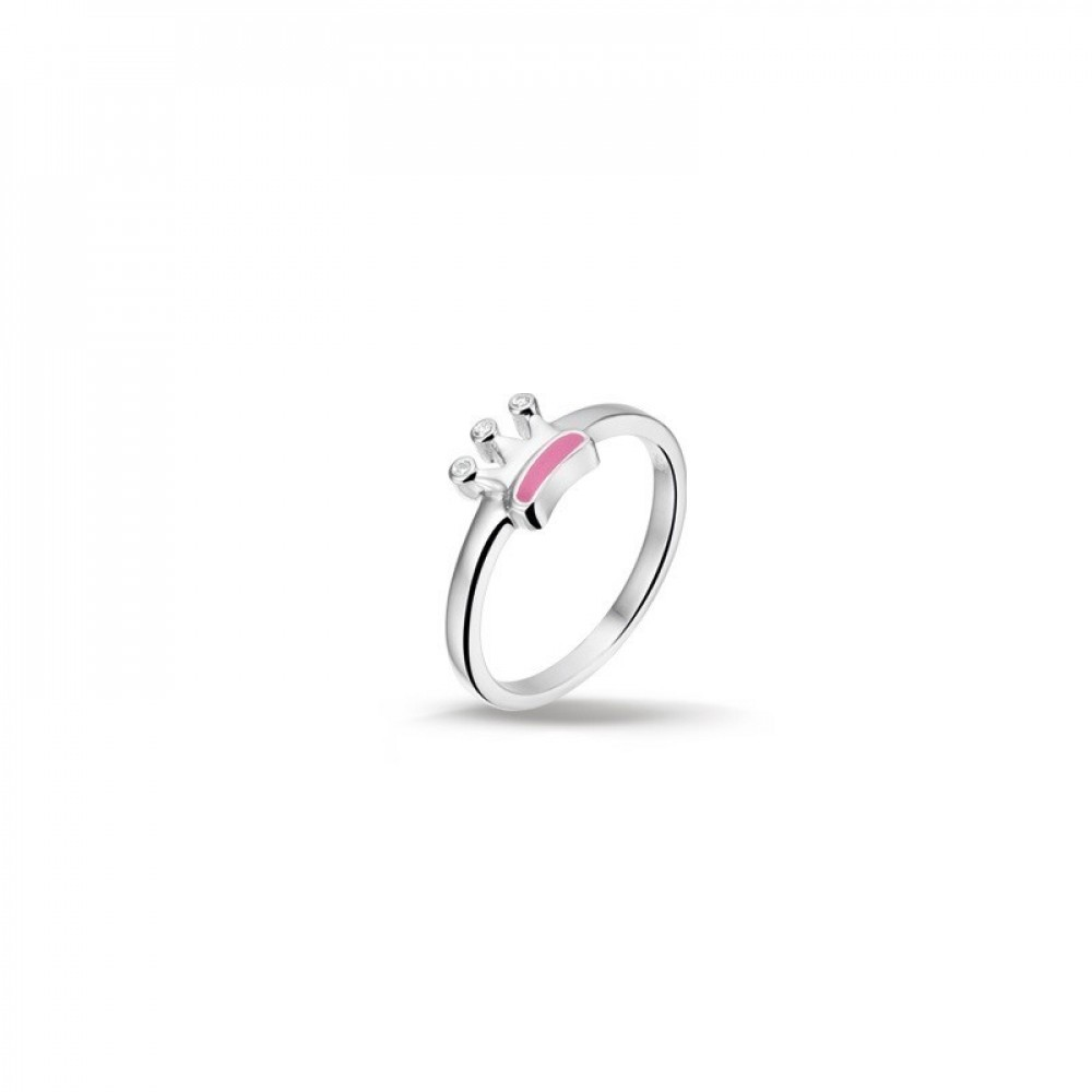 Zilveren fantasie ring 100019811