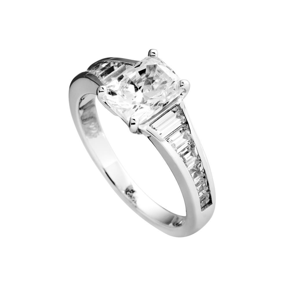 Zilveren ring Cocktail 814.0219