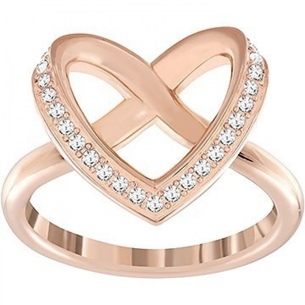 Rosékleurige Cupidon ring 5139687