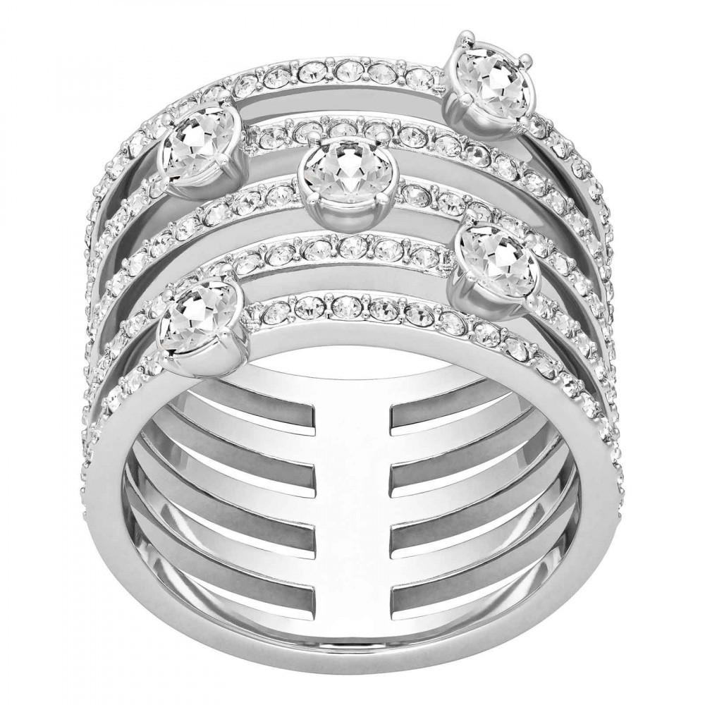 Zilverkleurige ring Creativity 5166812