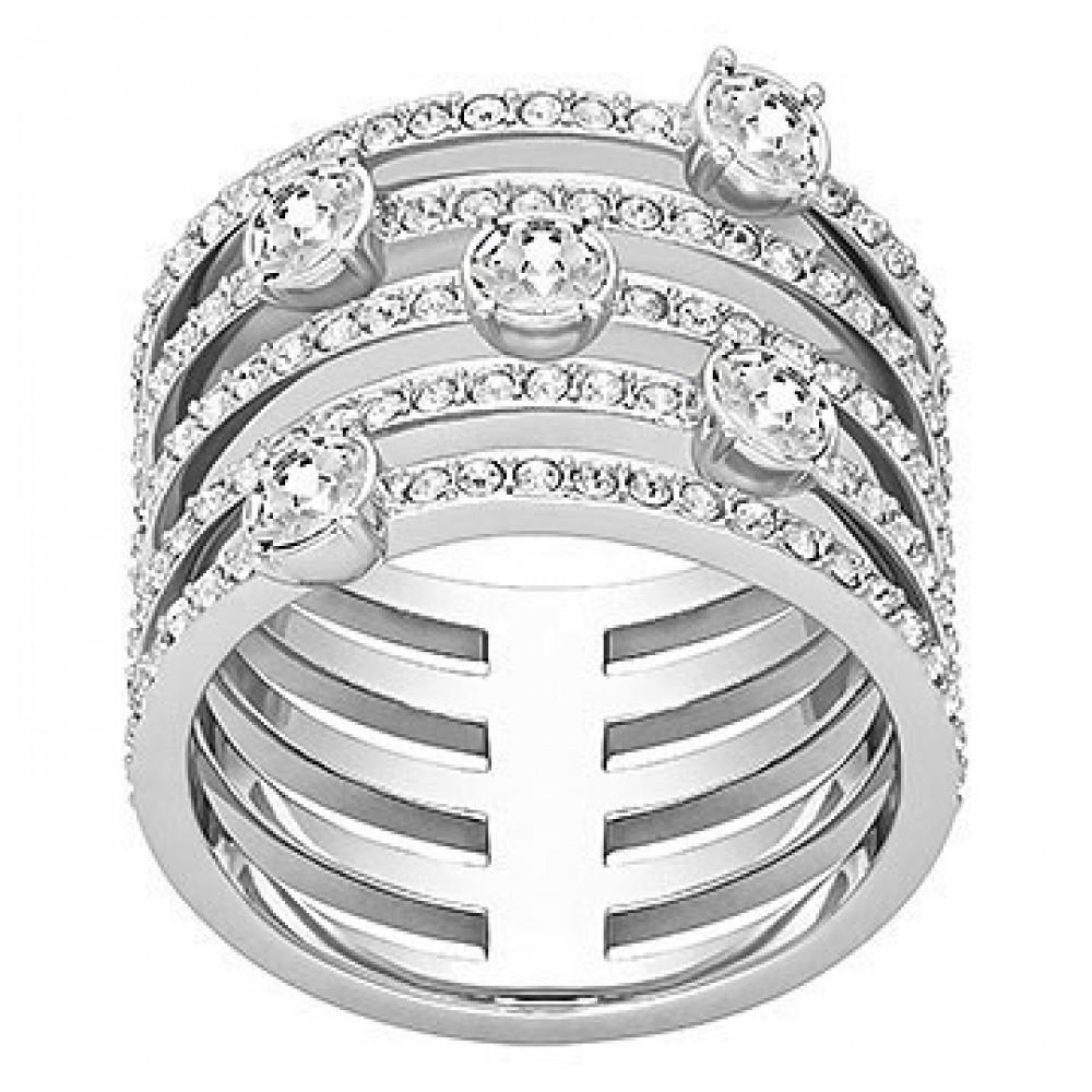 Zilverkleurige ring Creativity 5184243