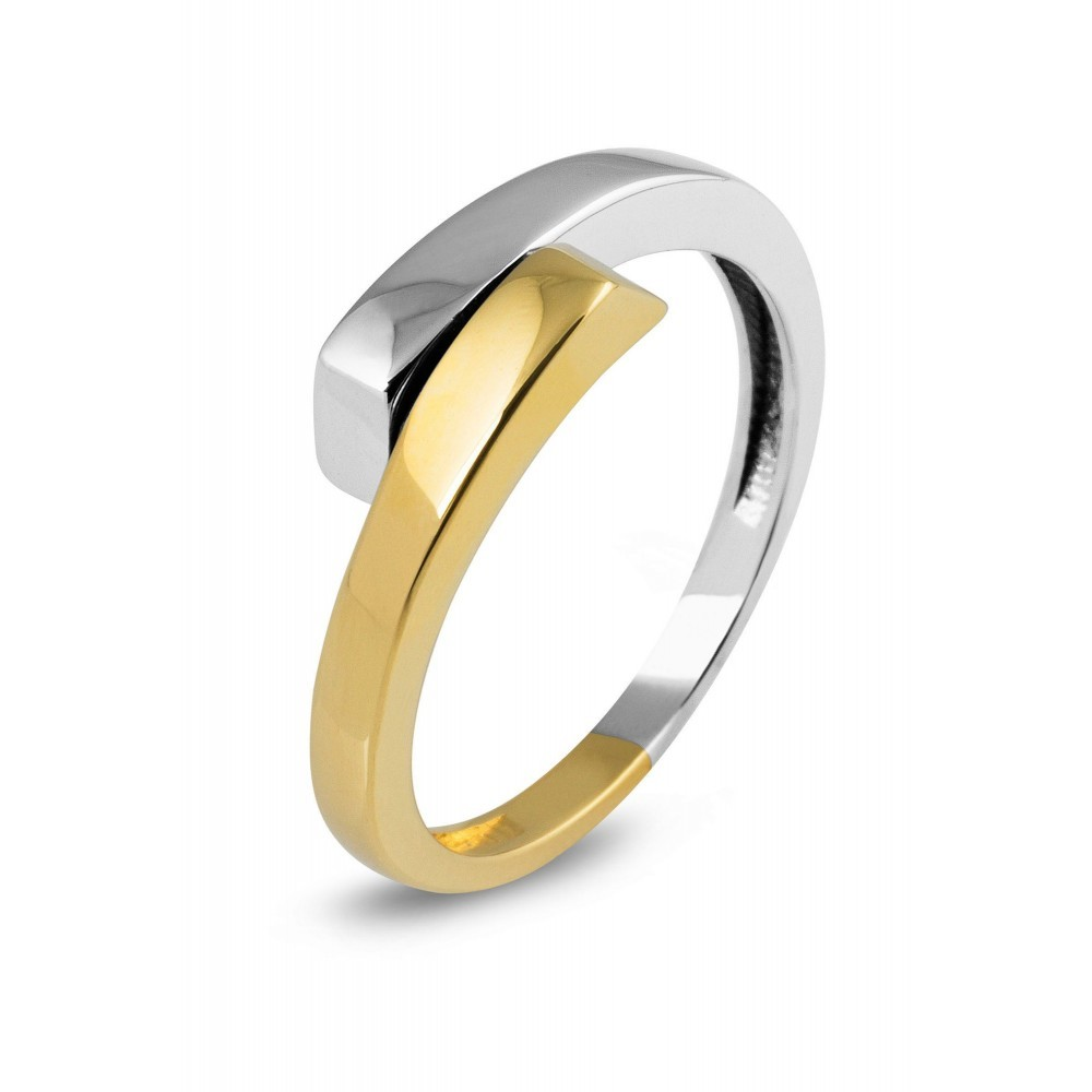 Bicolor ring XAR205125-YW