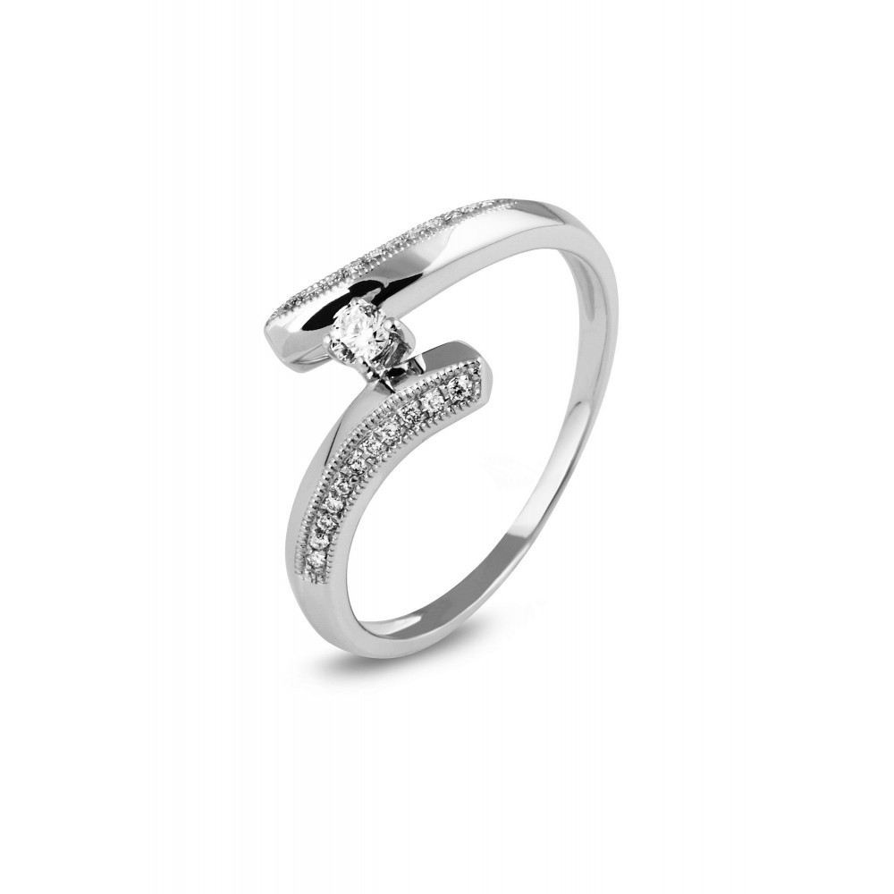 Diamant ring R47141