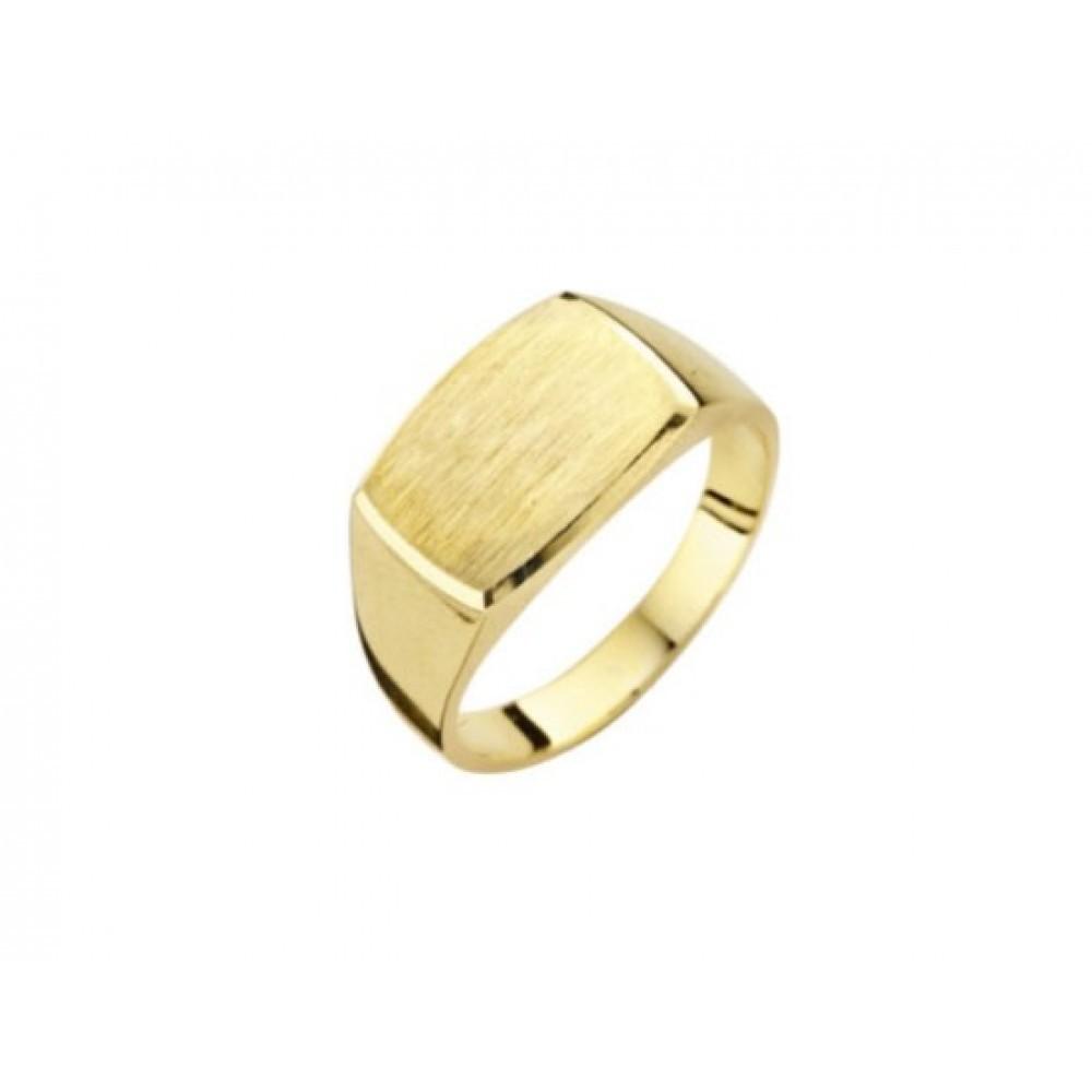 Gouden cachetring 518160169