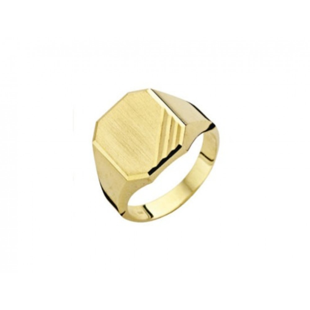 Gouden cachetring 518160572