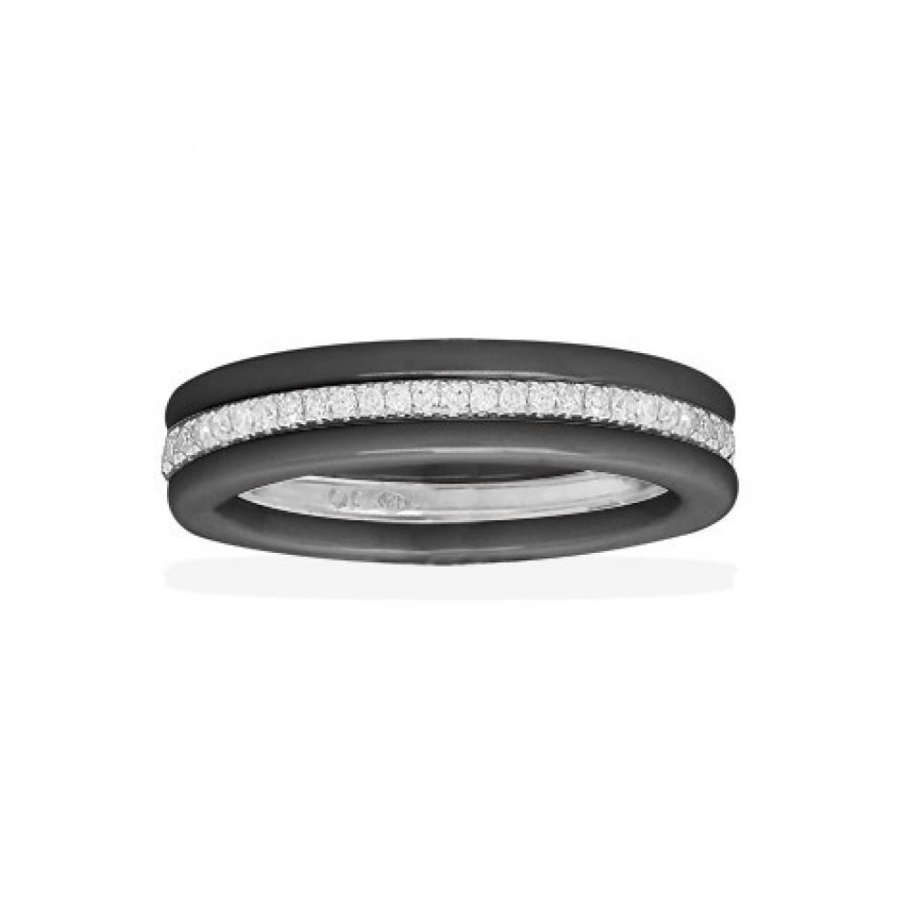 Keramieke ring 0,08crt 777018001