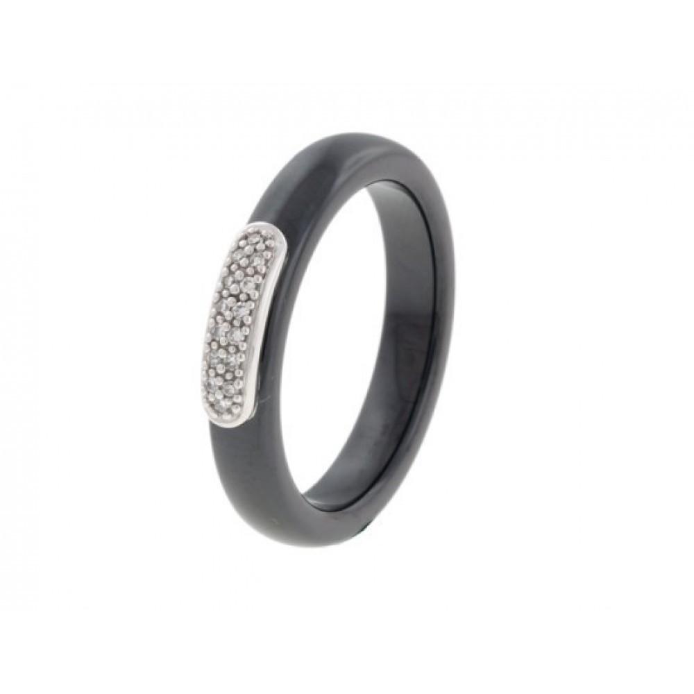 Keramiek ring 0,06crt 777070076