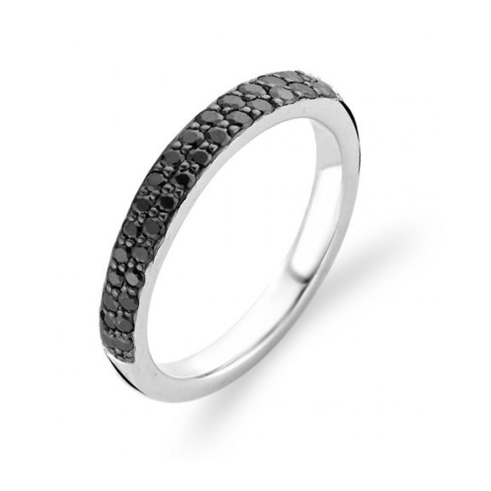 Zilveren ring met zirkonia 1414ZZ