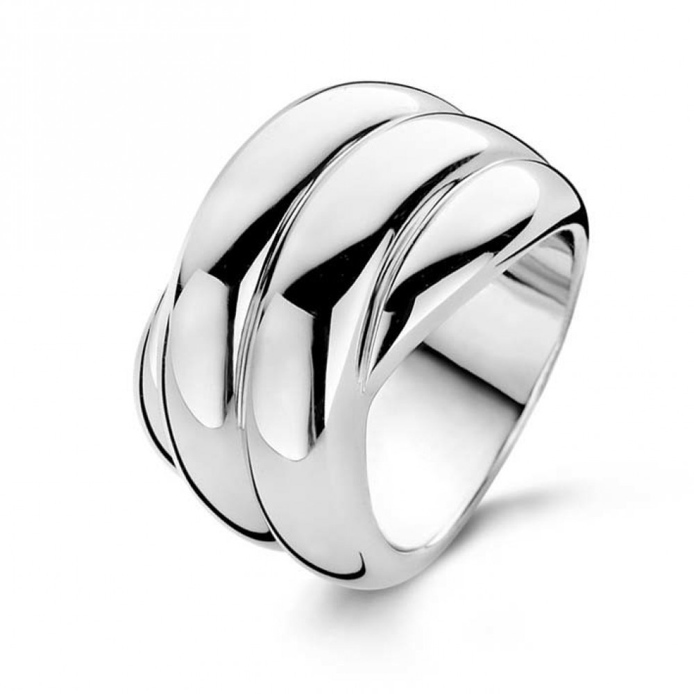 Zilveren ring 1637SI