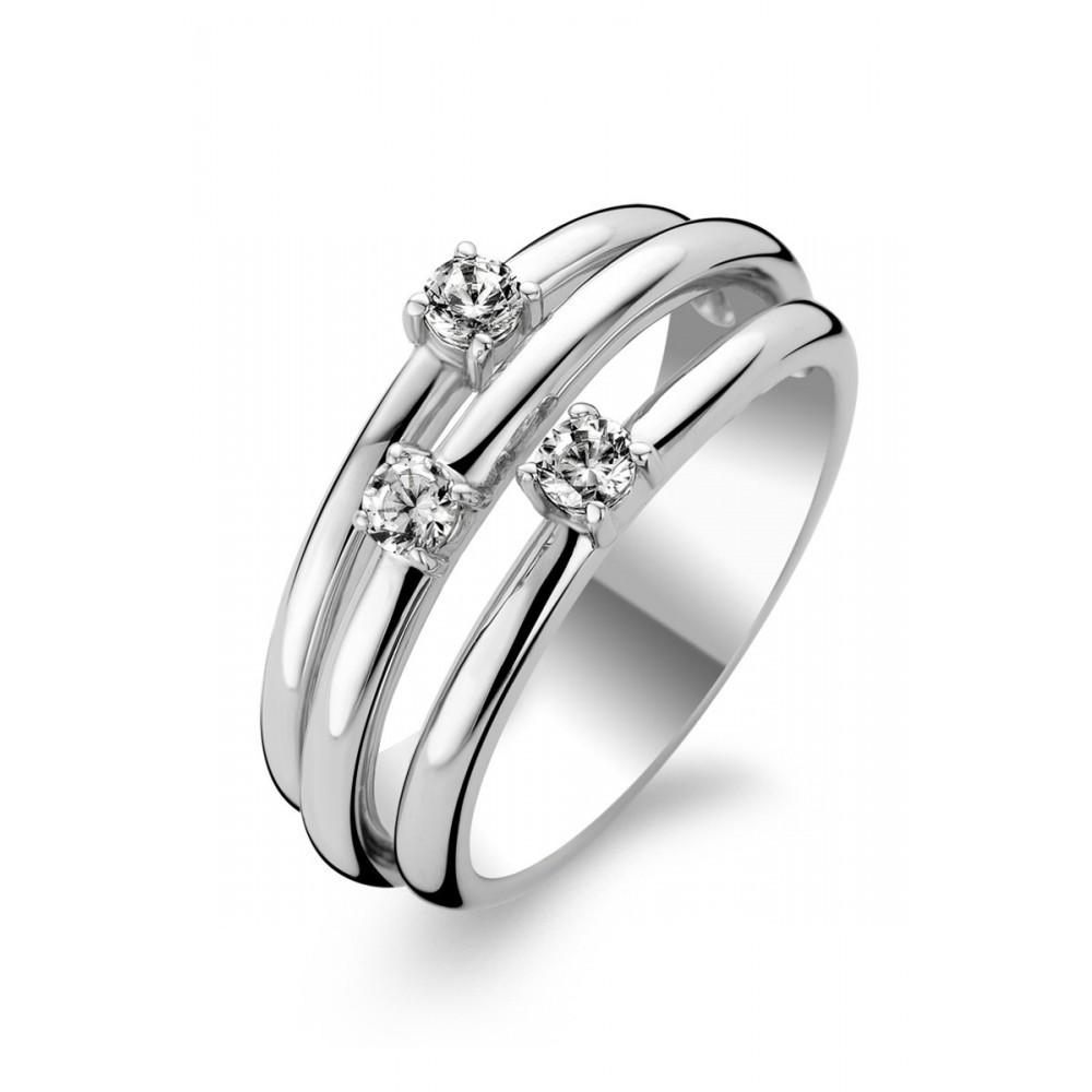 Zilveren ring 1862ZI