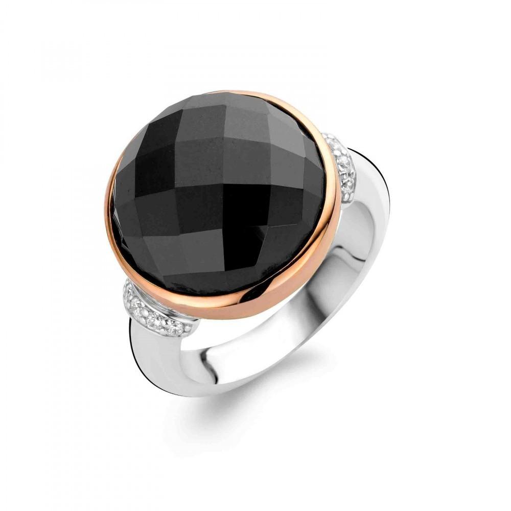 Zilveren ring met zirkonia 1928BR