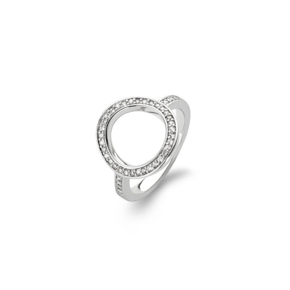 Zilveren ring 1995ZI