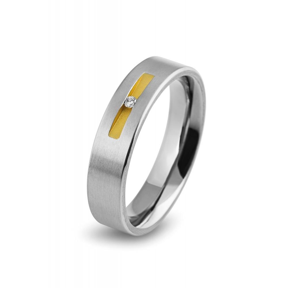 Titanium ring 0101-08