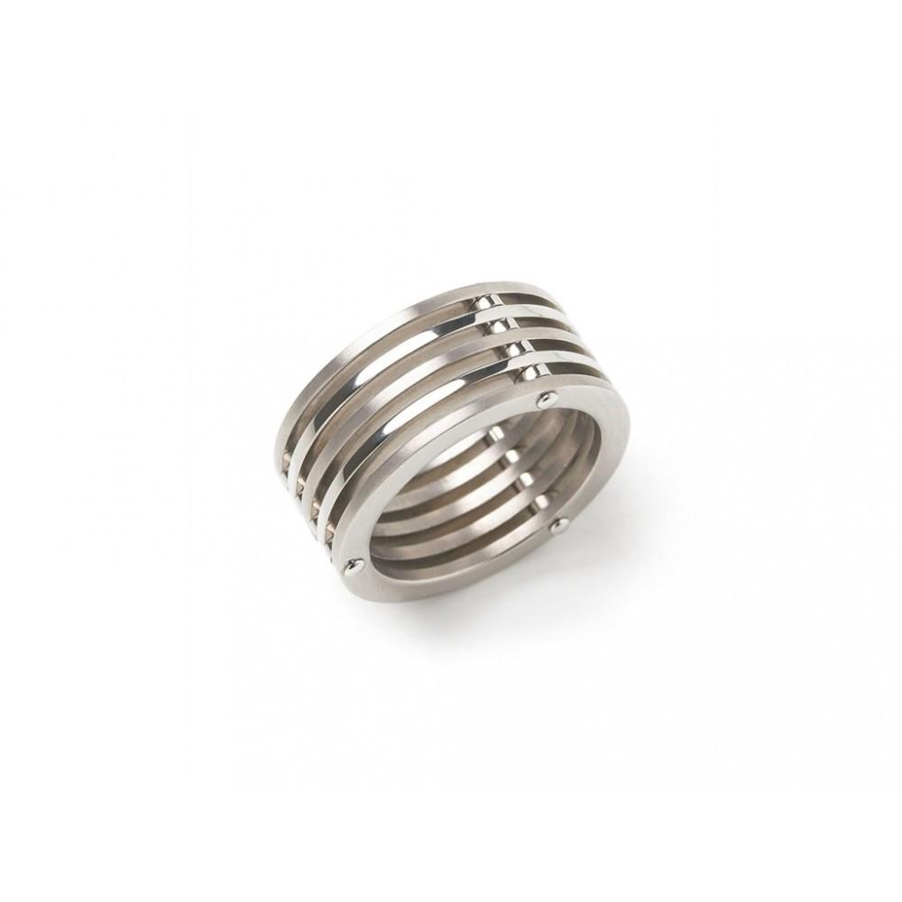 Titanium ring 0125-01
