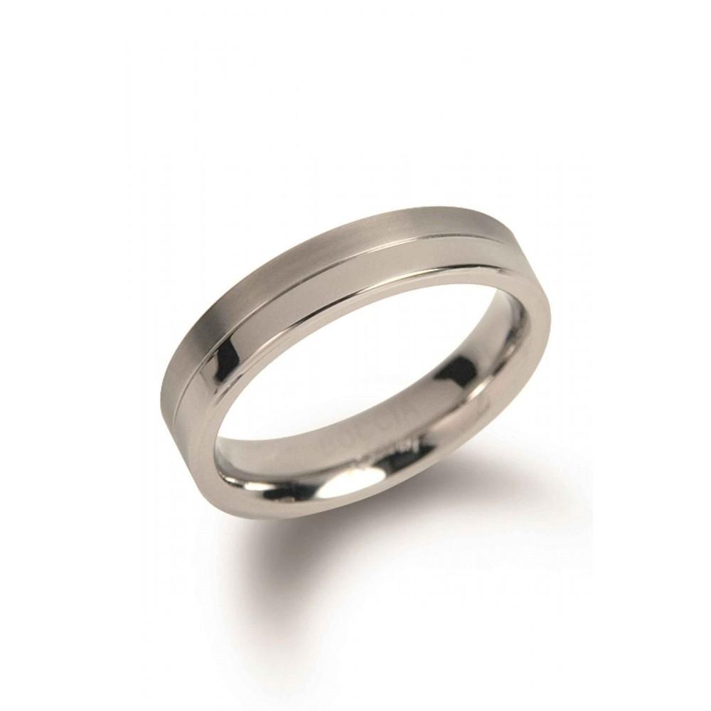 Titanium ring 0129-01