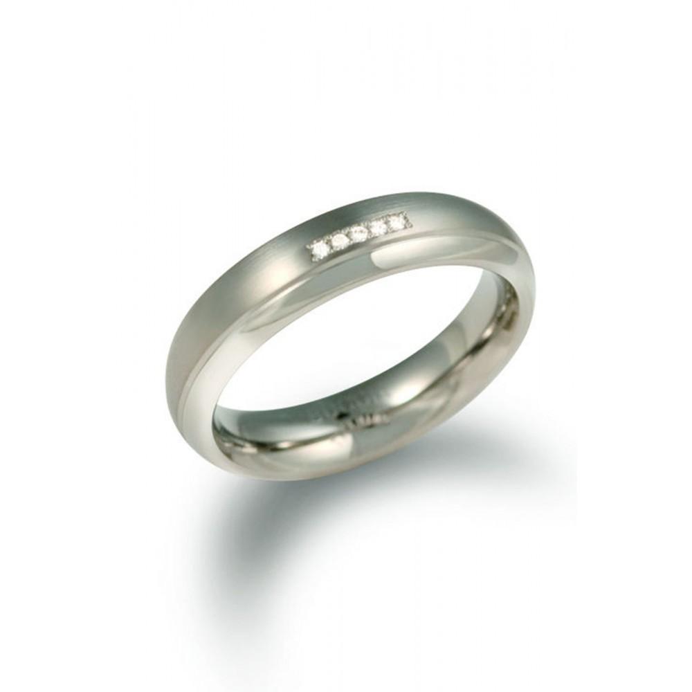 Titanium ring 0130-09